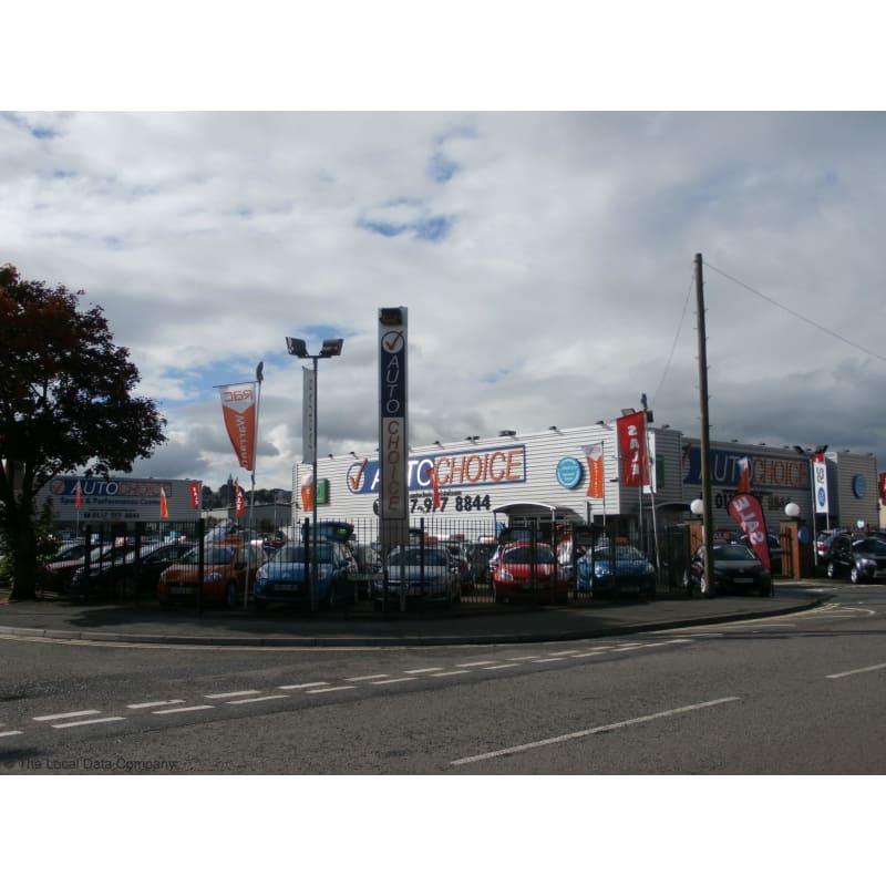 Autochoice Bristol Used Car Dealers Yell