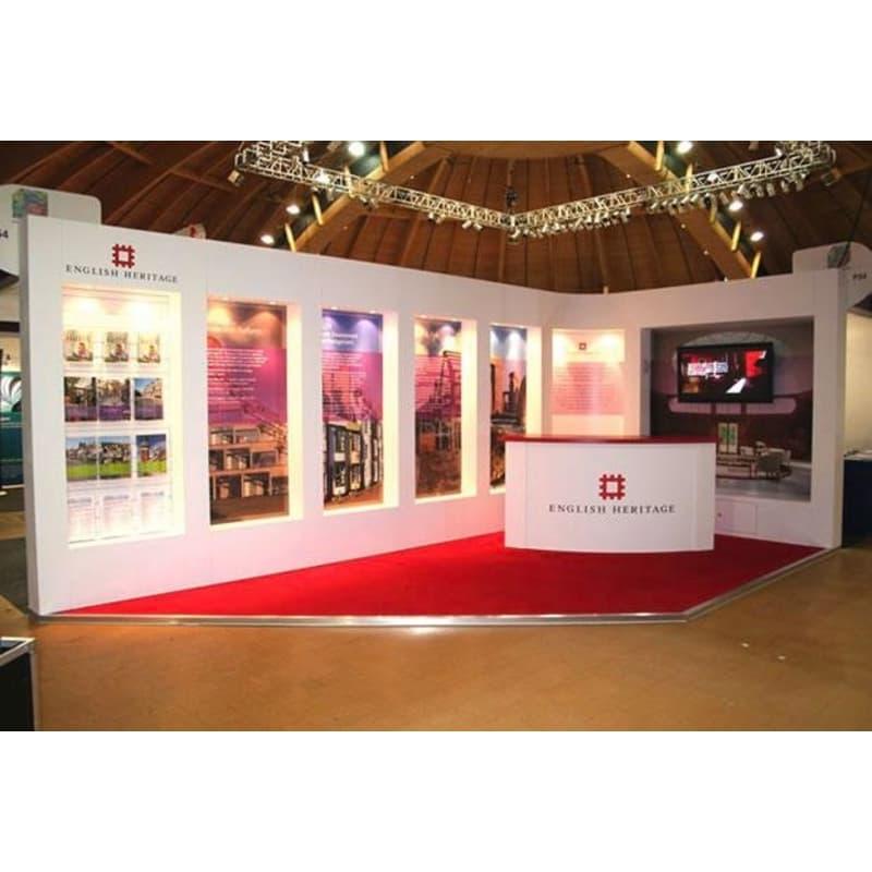 Exhibition Stand Builders Northampton : Aspect exhibitions northampton exhibition stands yell