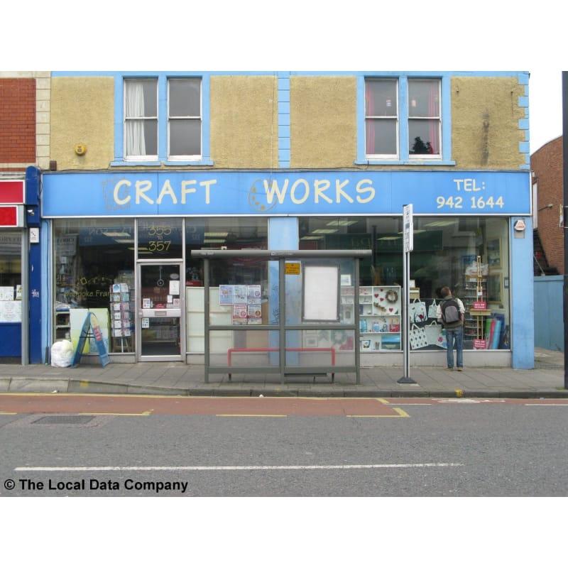 Craft works bristol ltd bristol art craft shops yell reheart Image collections