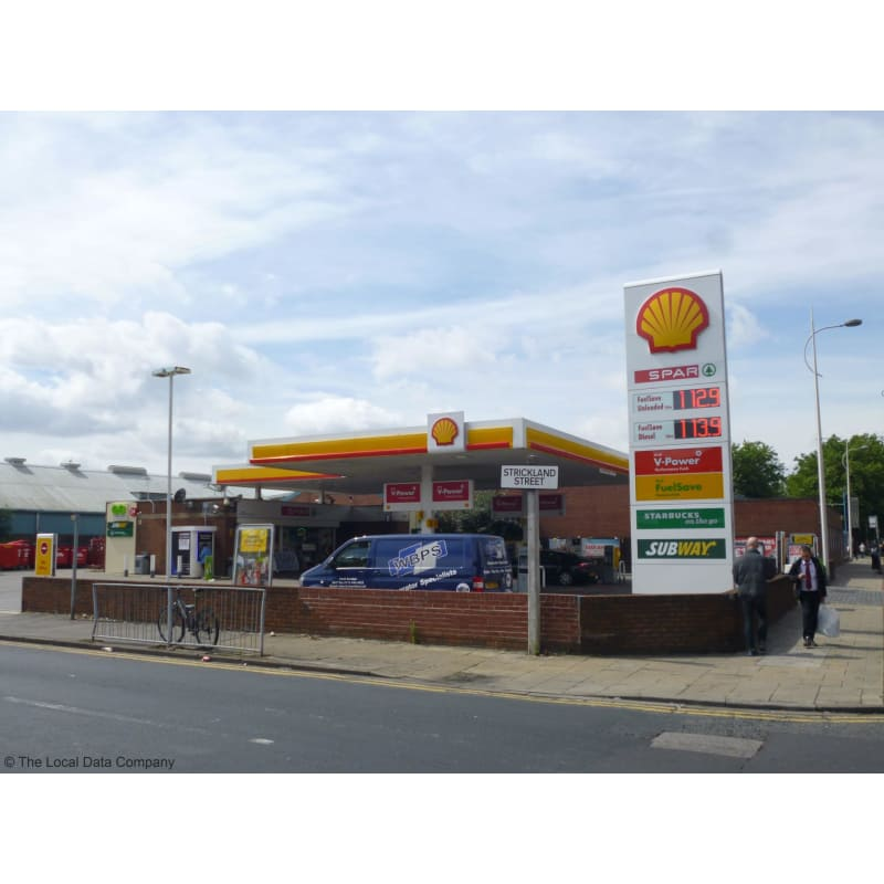 Shell Service Station, Hull   Petrol Stations - Yell