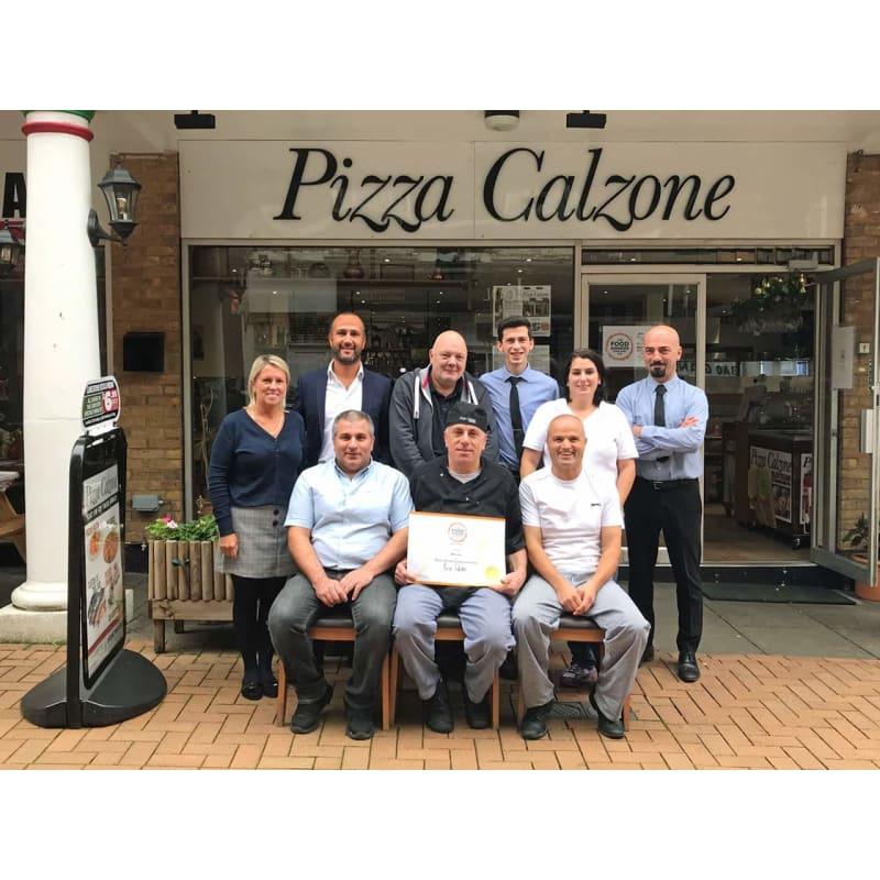 Pizza Calzone Banbury Takeaway Food Yell
