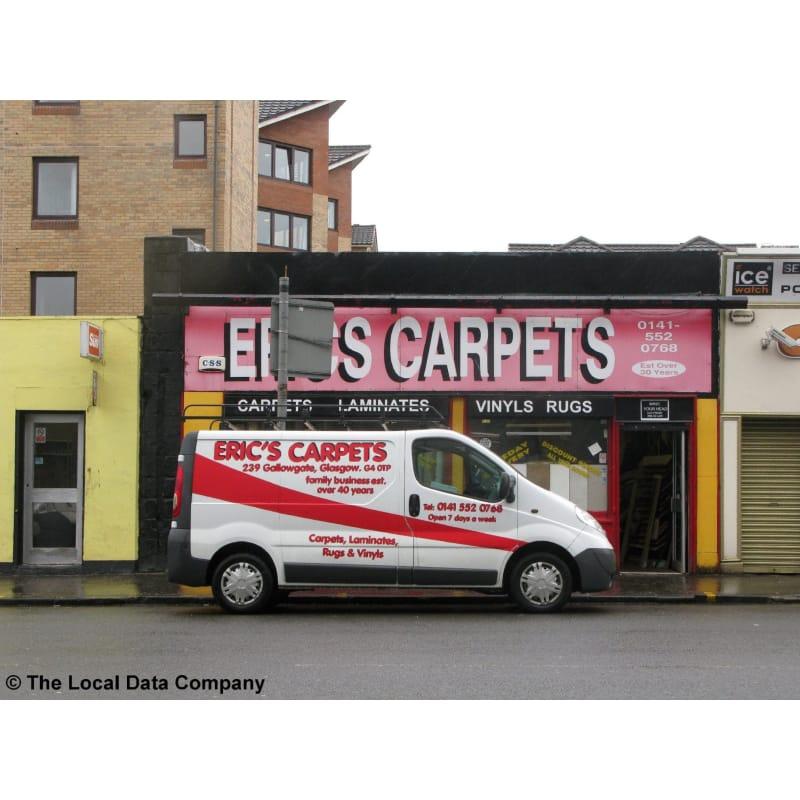 Eric S Carpets Glasgow Carpet