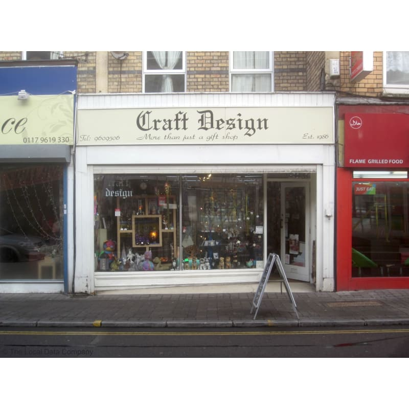 Craft Design Bristol Gift Shops Yell