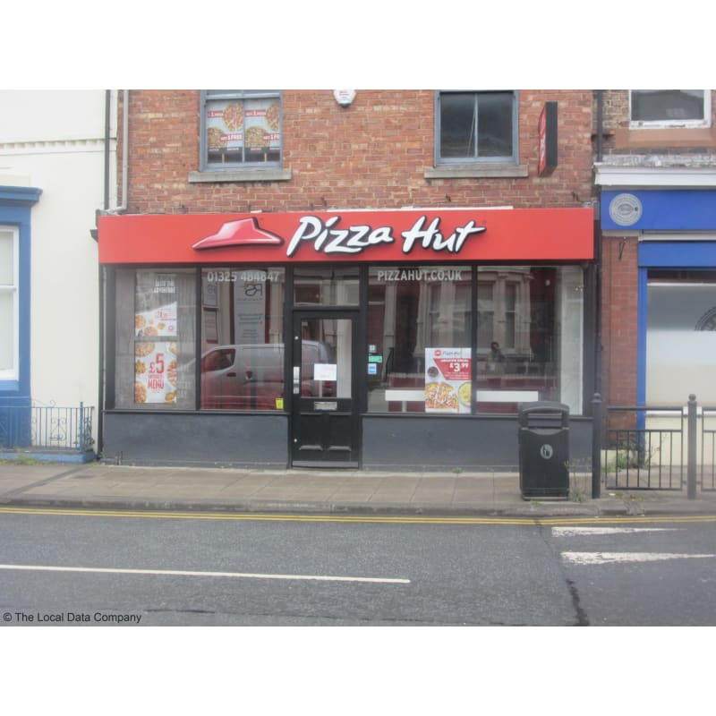 Pizza Hut Delivery Darlington Food Drink Delivered Yell