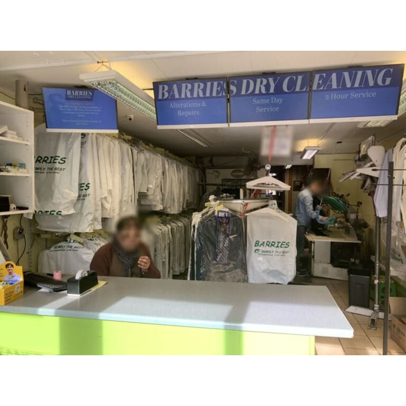 Surprising Barries Dry Cleaning Sittingbourne Dry Cleaners Yell Interior Design Ideas Tzicisoteloinfo