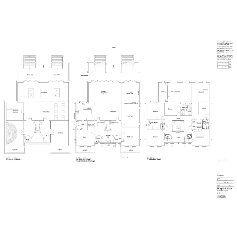 Blueprint vista hounslow architectural services yell malvernweather Image collections