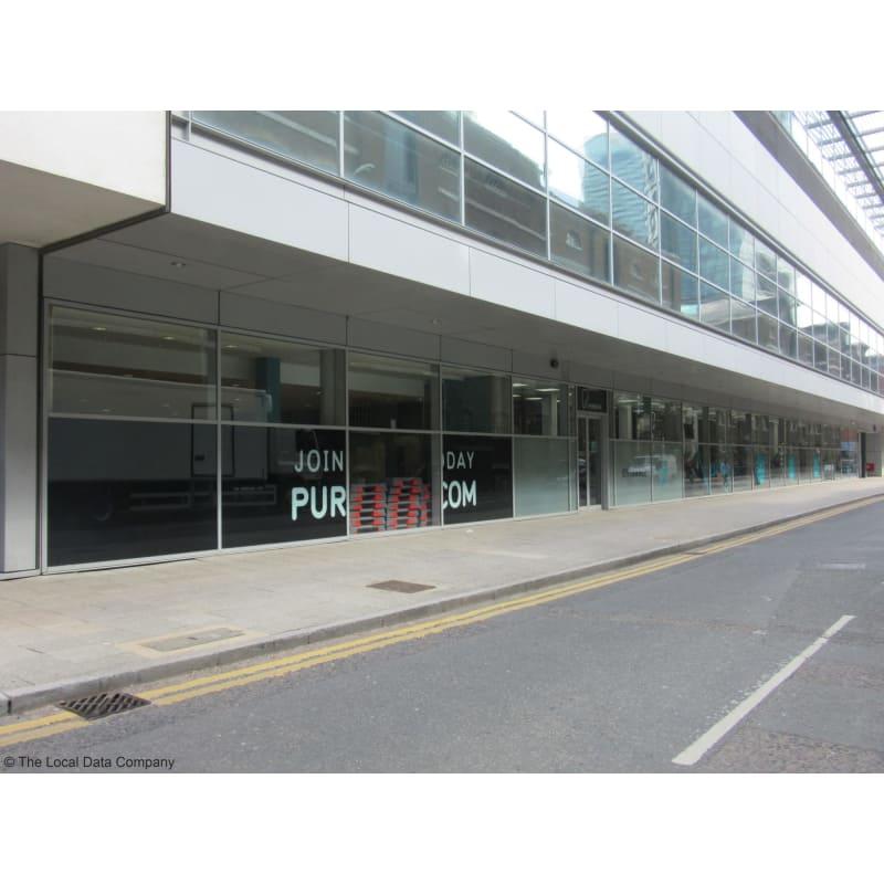 Pure Gym Canary Wharf >> Puregym London Canary Wharf London Health Clubs Yell