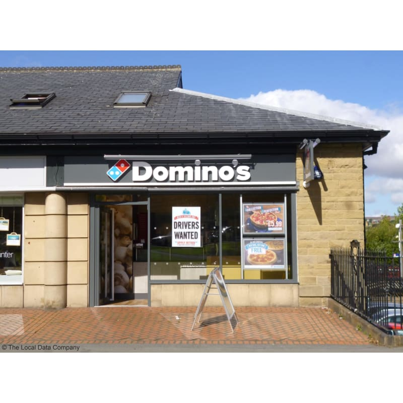 Dominos Pizza Ilkley Pizza Delivery Takeaway Yell
