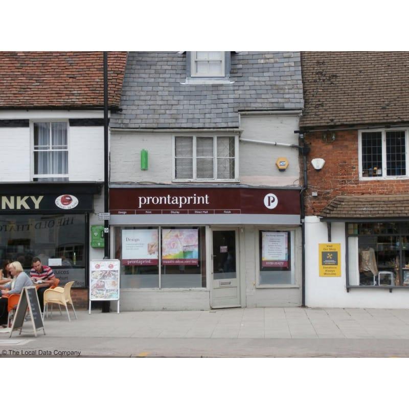 Prontaprint, Stratford-Upon-Avon | Printers & Lithographers - Yell