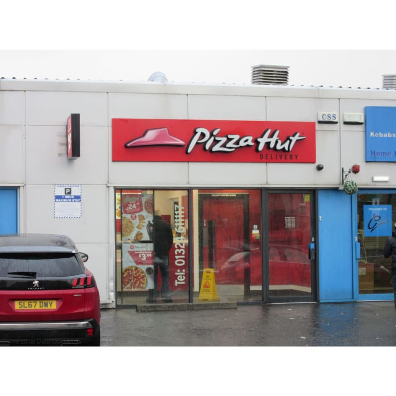 Pizza Hut Delivery Falkirk Food Drink Delivered Yell