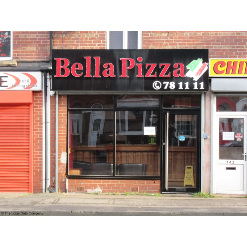 Bella Pizza Doncaster Pizza Delivery Takeaway Yell