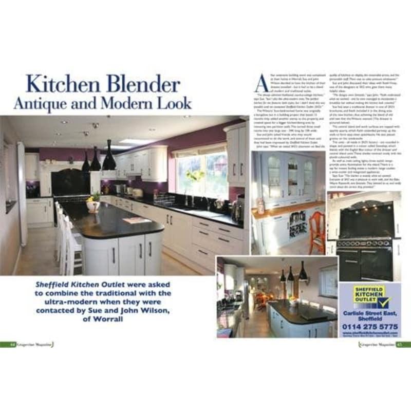 Sheffield Kitchen Outlet, Sheffield | Kitchen Planning U0026 Installation   8  Reviews On Yell