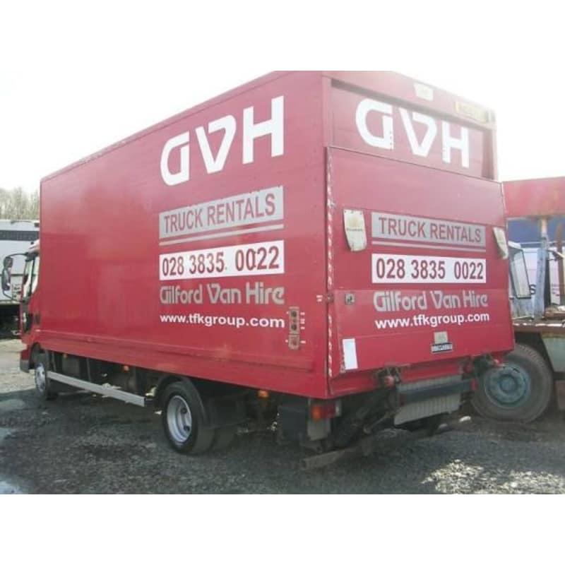 f7adab7a6e Gilford Van Hire Ltd