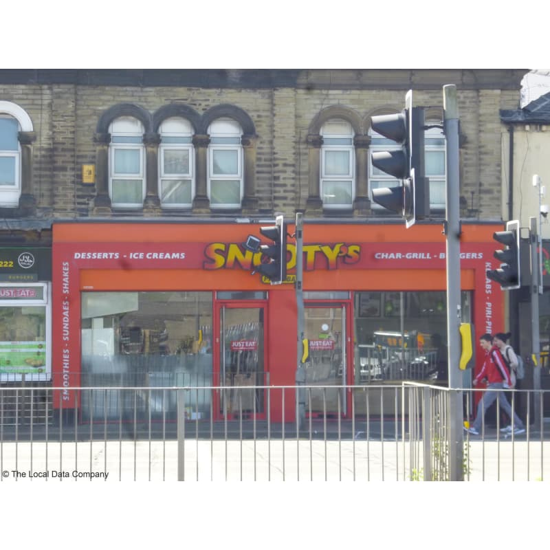 Snootys Pizza Bar Huddersfield Pizza Delivery Takeaway