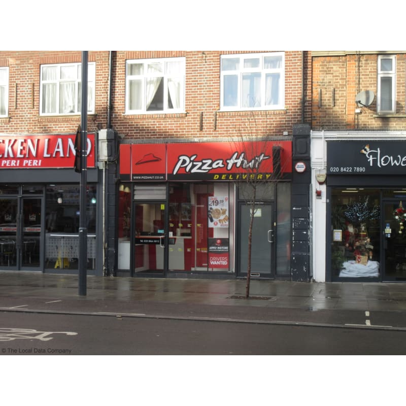 Pizza Hut Delivery Harrow Food Drink Delivered Yell