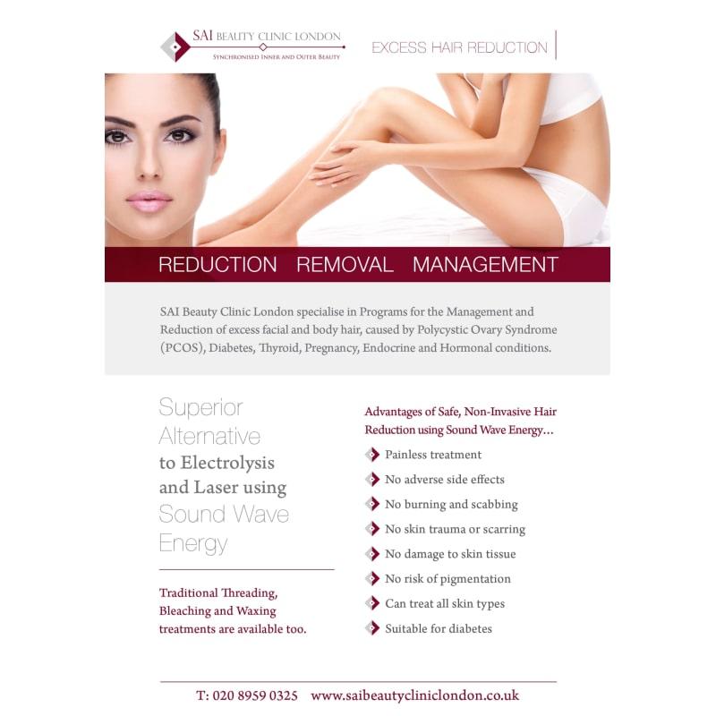 SAI Beauty Clinic London, Edgware | Electrolysis & Laser