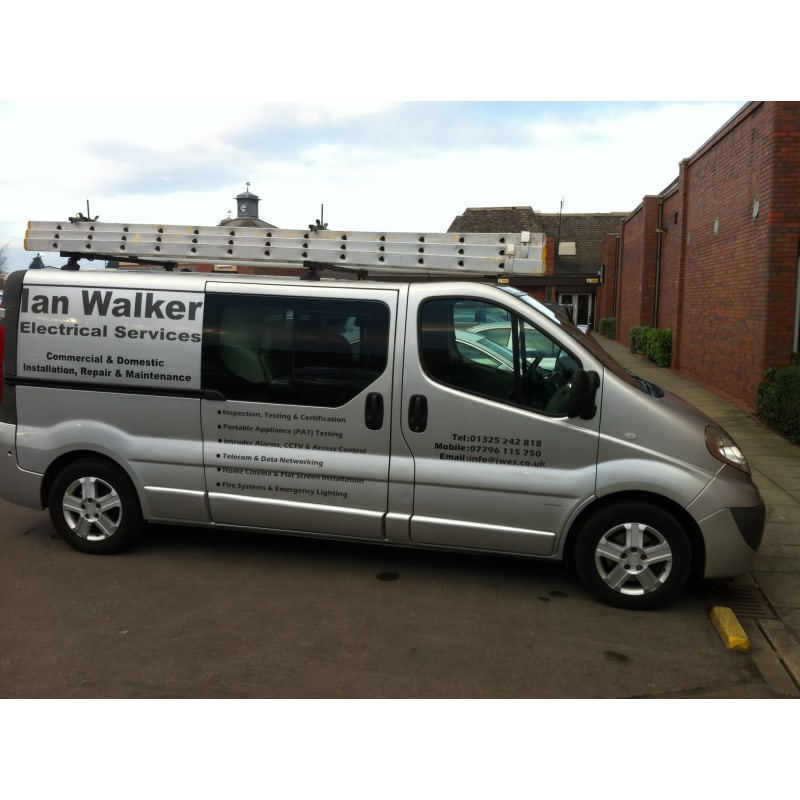 Ian Walker Electrical Services, Darlington   Electricians - Yell on