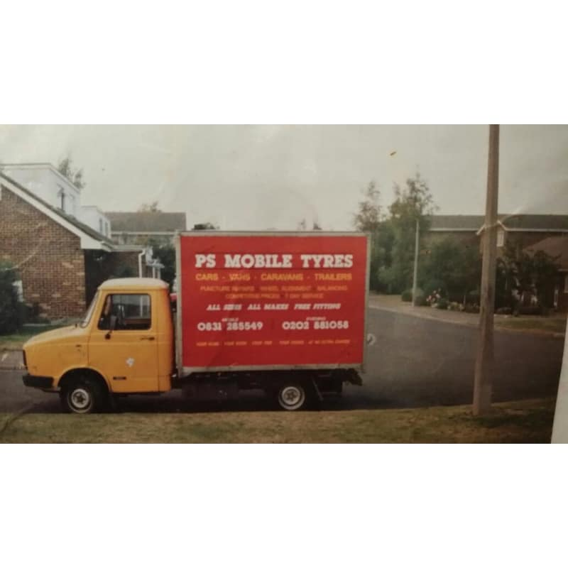 Mobile Tyre Fitting In Blandford &