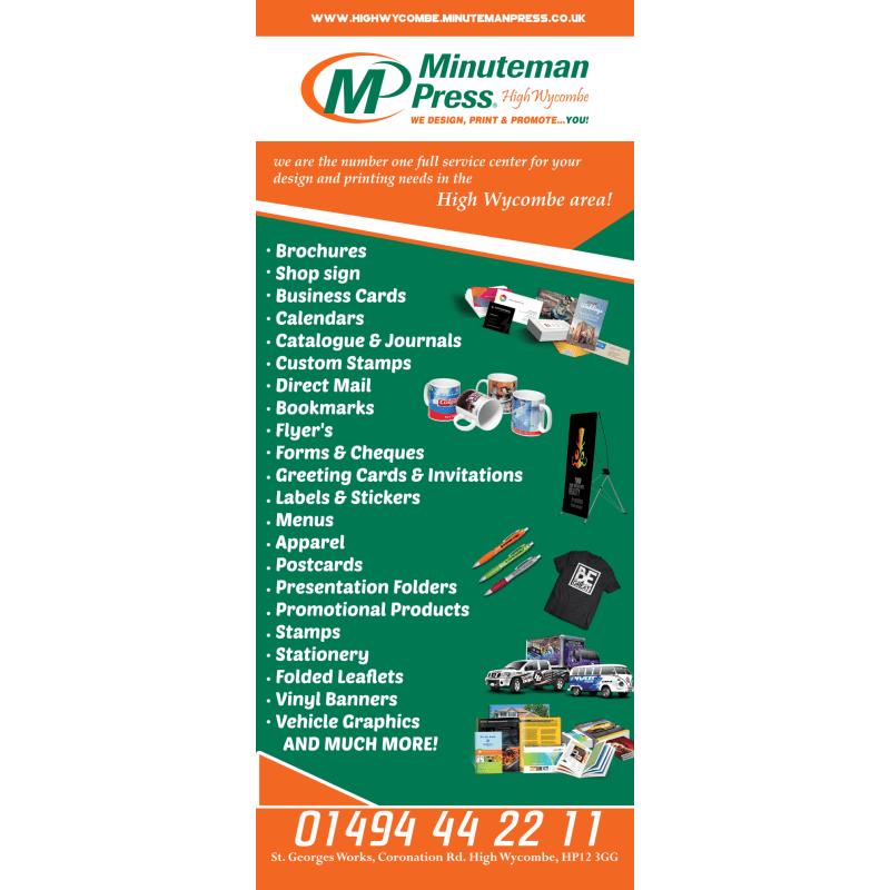 Minuteman press high wycombe high wycombe commercial vehicle hire minuteman press high wycombe high wycombe commercial vehicle hire yell reheart Choice Image