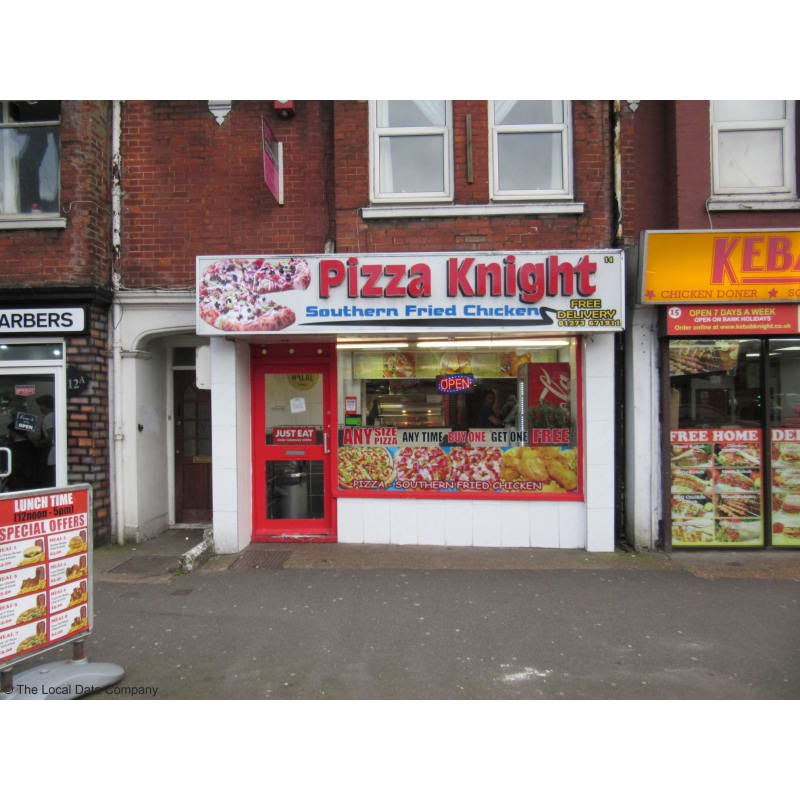 Pizza Knight Brighton Pizza Delivery Takeaway Yell