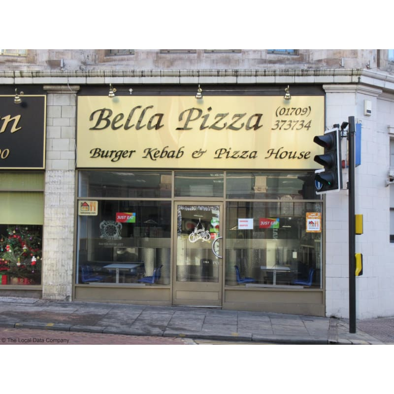 Bella Pizza Rotherham Takeaway Food Yell