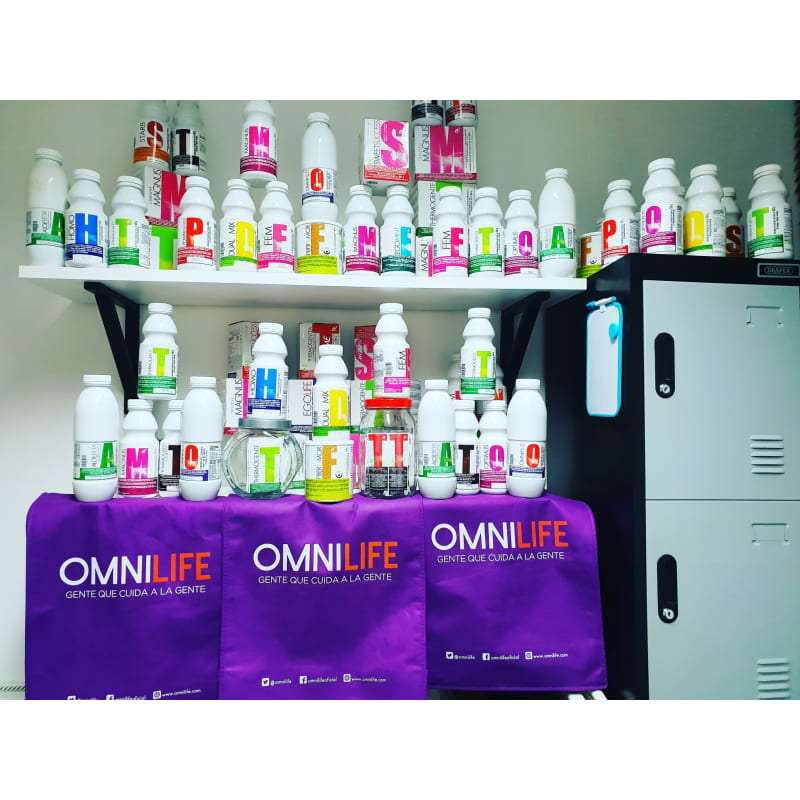 OmniLife - Independent Consultant, London | Nutritionists