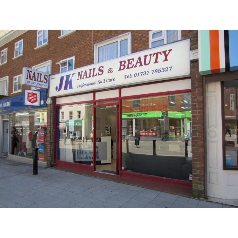 JK Nails & Beauty Ltd, Redhill | Nail Technicians - Yell