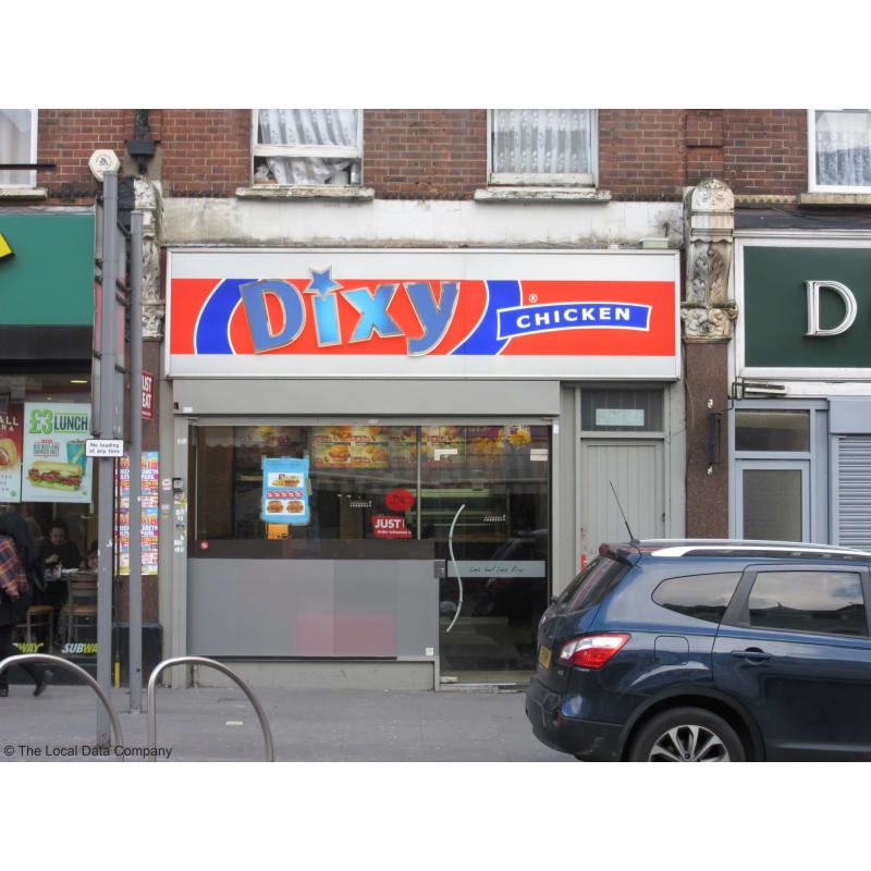 Dixy Chicken London Pizza Delivery Takeaway Yell