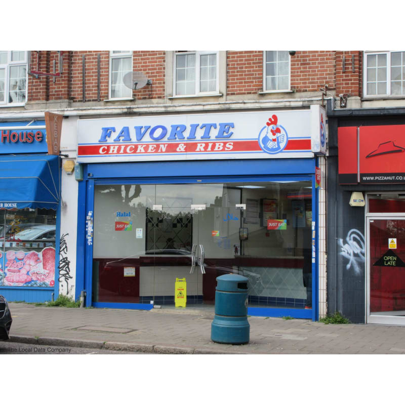 Favorite Chicken Woodford Green Takeaway Food Yell
