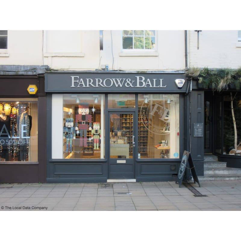 Farrow & Ball, Leamington Spa | Decorators\' Merchants - Yell