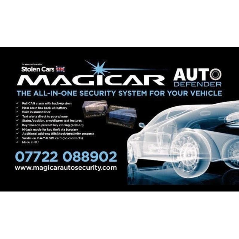 Magicarautosecurity, Baldock | Car Electrics - Yell