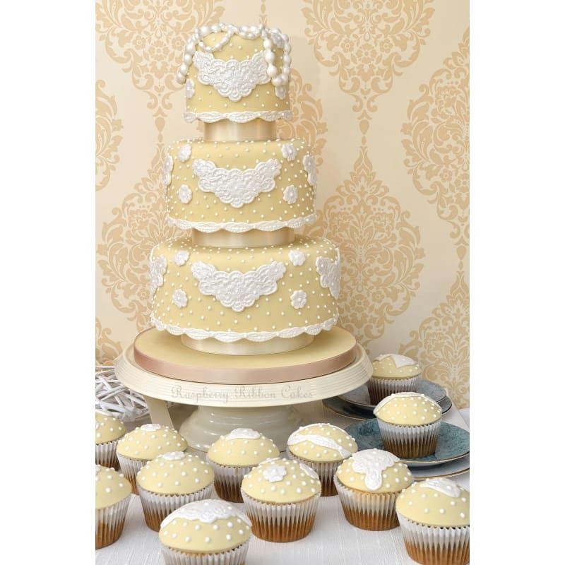 Raspberry Ribbon Cakes, Horsham | Cake Makers & Decorations - Yell