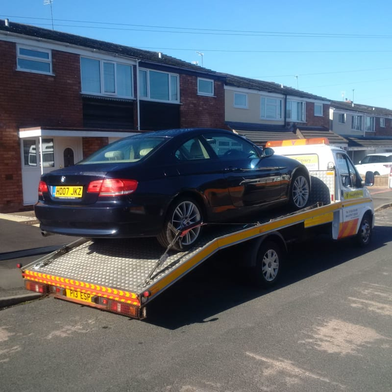 ESP Transport & Recovery, Wolverhampton | Breakdown Recovery