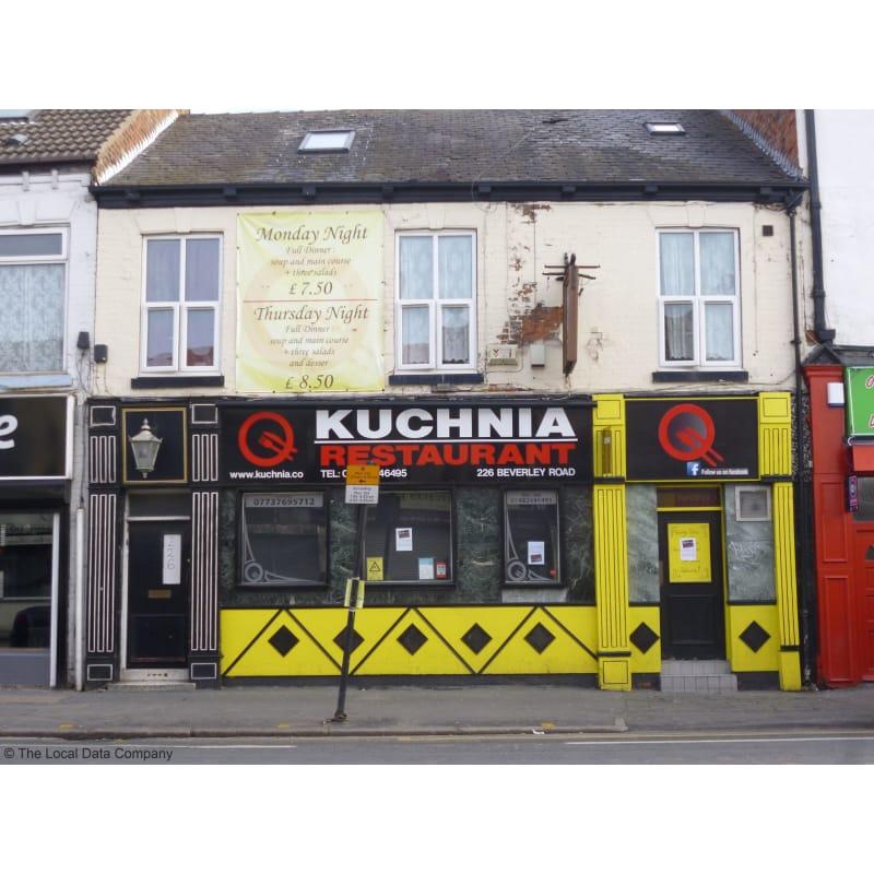 Kuchnia Polish Restaurant Hull Polish Restaurants Yell