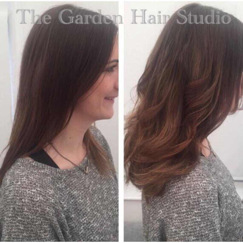 The Garden Hair Studio London Hair Extensions Yell