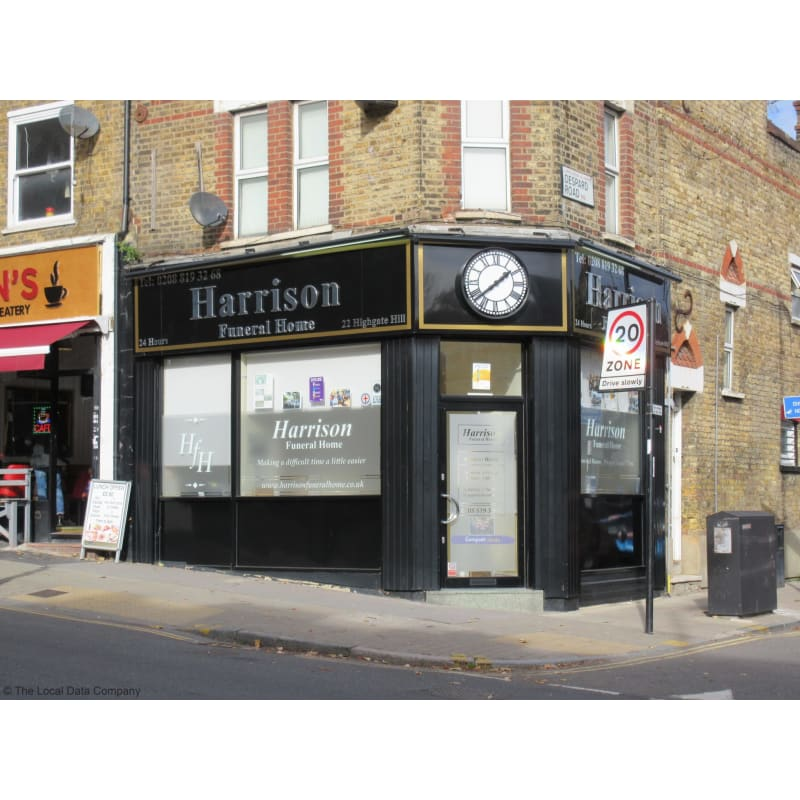 Harrison Funeral Home London Funeral Directors Yell