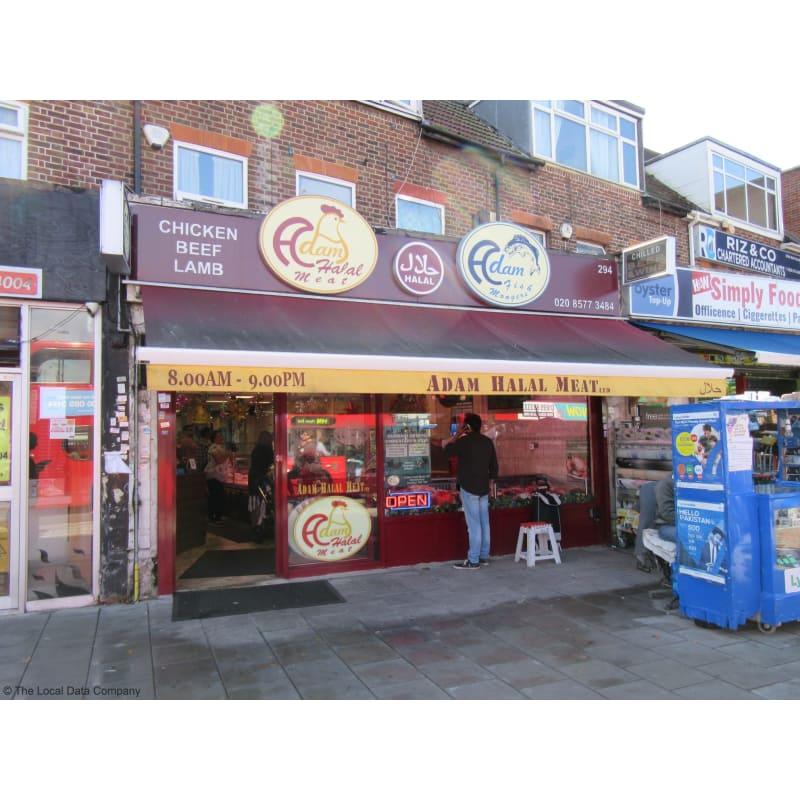Adam Halal Meat Ltd, Hounslow   Butchers - Yell