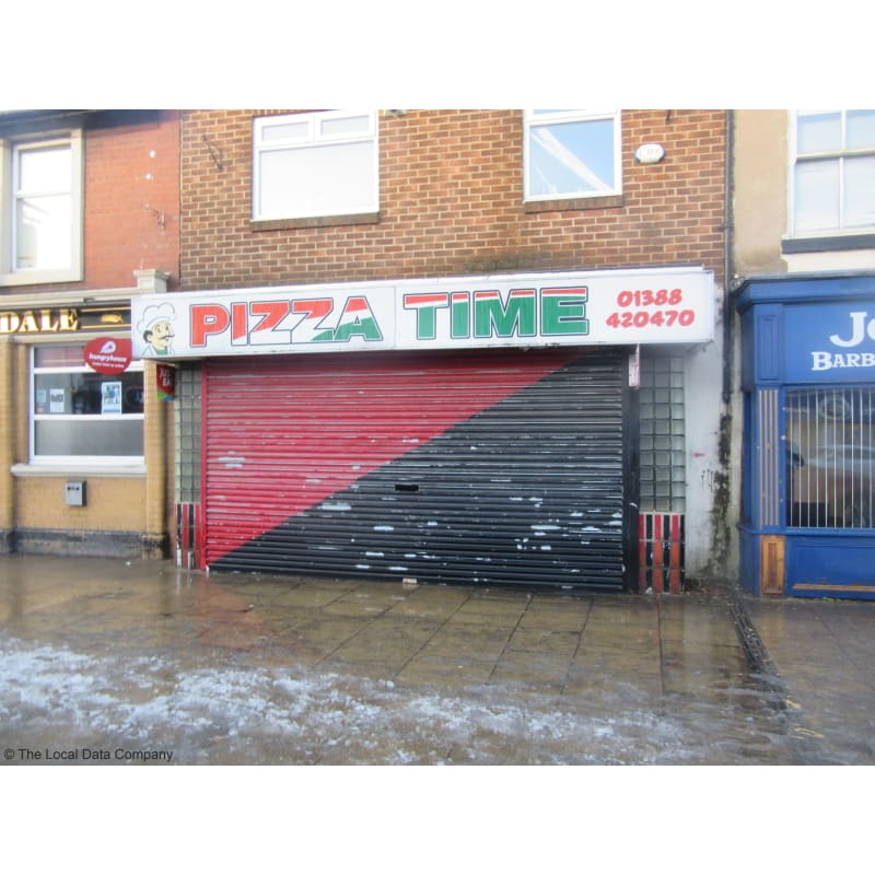 Pizza Time Spennymoor Pizza Delivery Takeaway Yell