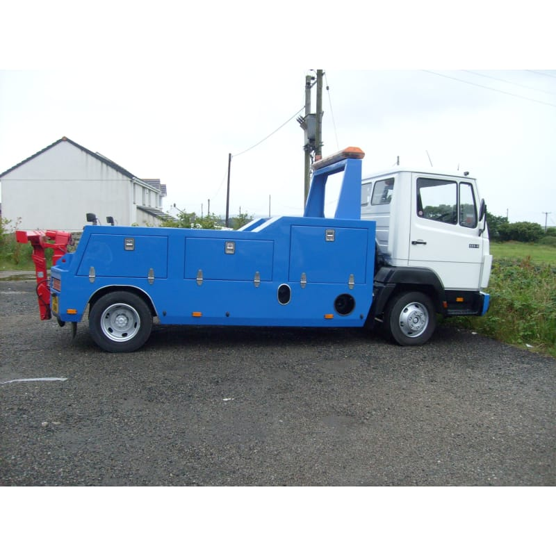 Trew Colours, Camborne   Commercial Vehicle Repairs - Yell