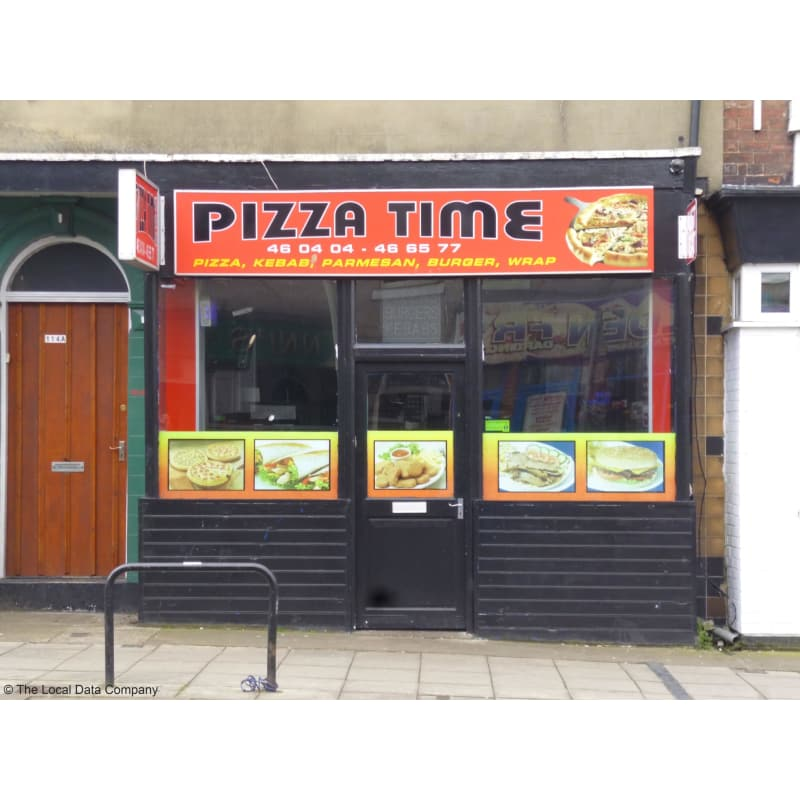 Pizza Time Darlington Pizza Delivery Takeaway Yell
