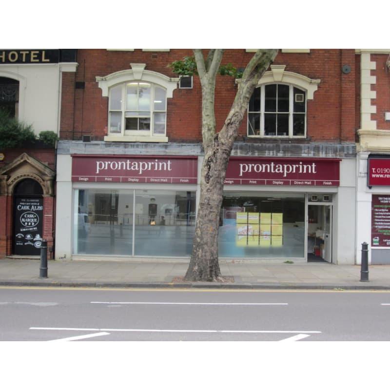 Prontaprint Wolverhampton, Wolverhampton | Printers ...