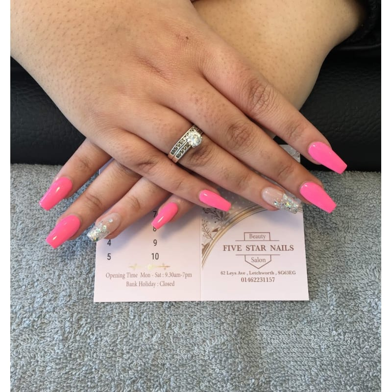5 Star Nails Home Facebook