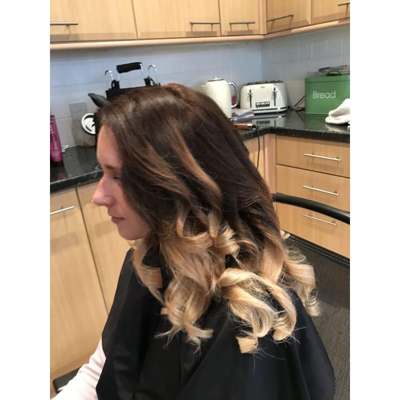 Kelly Mobile Hairdresser Lanark Wedding Hair Make Up Yell