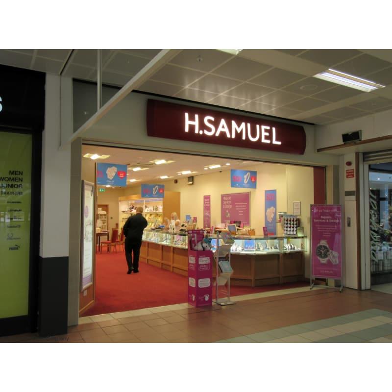H.Samuel, Hartlepool   Jewellers - Yell