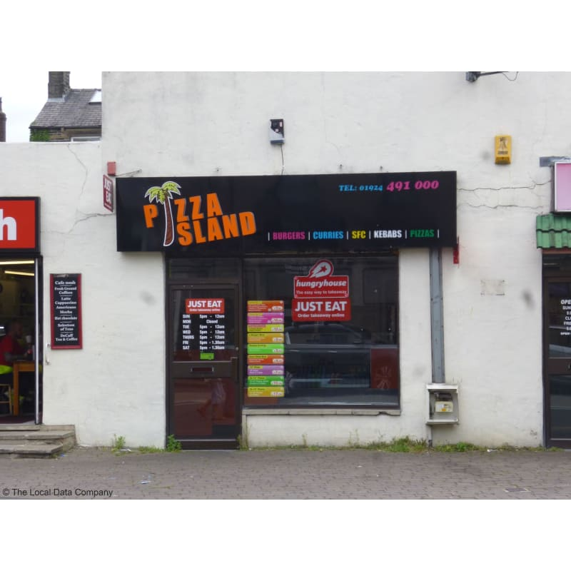 Pizza Island Mirfield Pizza Delivery Takeaway Yell
