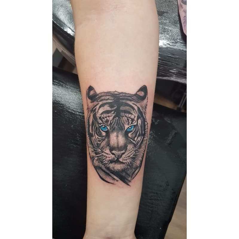 d7a2c62a6bea8 Black Wolfs House of Ink, Bedford | Tattooists - Yell