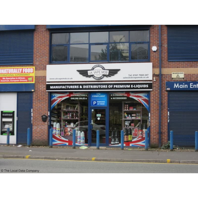 UK Vape Mob, MANCHESTER | Tobacconists - Yell