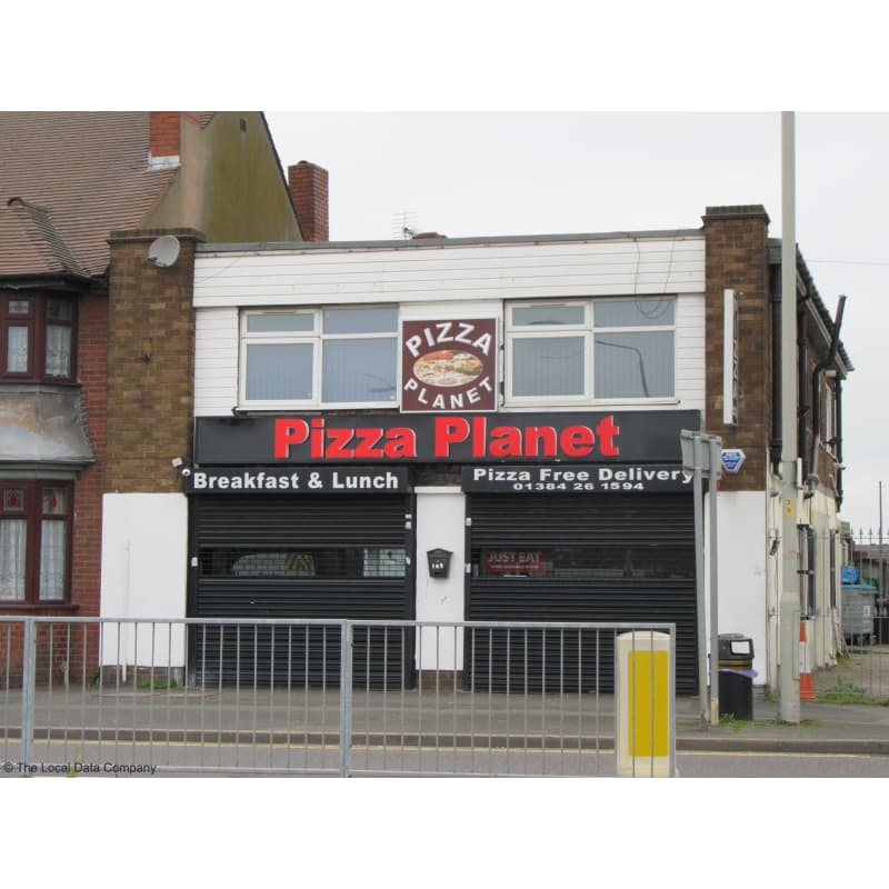 Pizza Planet Brierley Hill Takeaway Food Yell