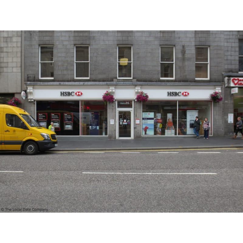 HSBC Bank plc, Aberdeen   Banks - Yell