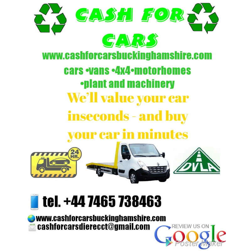 Cash for Cars, High Wycombe   Car Recycling - Yell